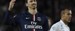 Zlatan en skygge av seg selv da PSG tapte poeng for andre kamp p� rad
