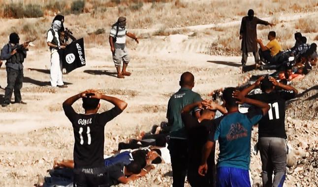 - IS har henrettet 100 av sine egne, utenlandske krigere
