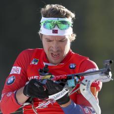 Emil Hegle Svendsen mistet den gule tr�ya etter skuffende innsats