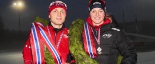 B�kko med historisk NM-gull