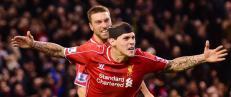 Skrtel reddet Liverpool i overtidsdrama mot Arsenal