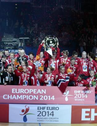 Norge er tidenes mestvinnende kvinnelandslag i h�ndball