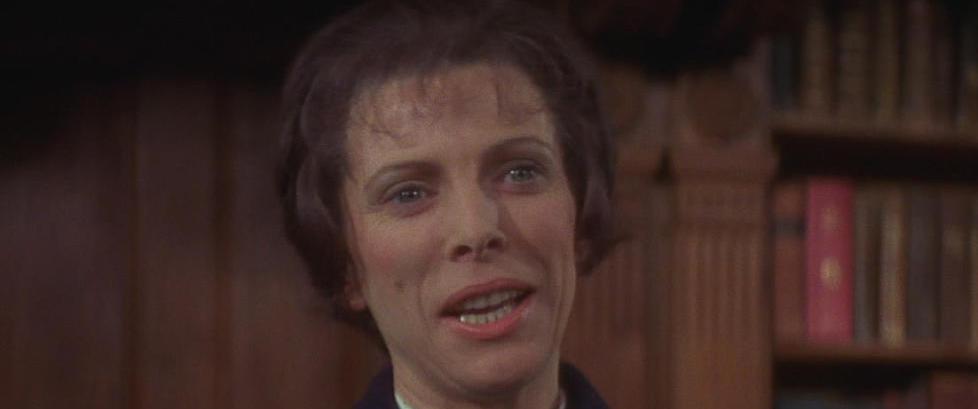 Hun var med i en av verdens mest skremmende filmer - n� er hun d�d