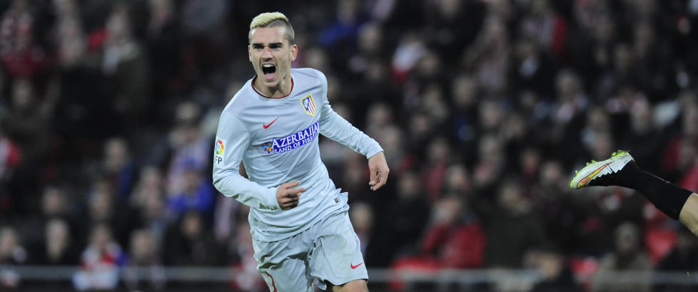 Atl�tico Madrid snudde 0-1 til 4-1