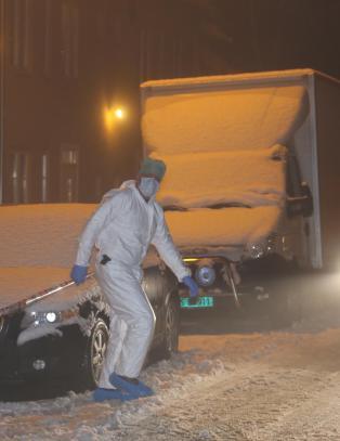 Mann funnet d�d i Oslo - etterforskes som drap