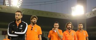 Juventus kan bli historiske i Doha i kveld