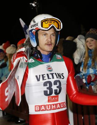 Tom Hilde vraket til Hoppuka - Jacobsen berget