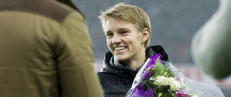 Spansk avis: Barcelona tilbyr �degaard � spille for b-laget