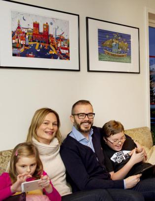 En god jul blir enda bedre om familien legger vekk skjermene