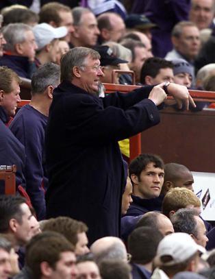 Manchester United-legenden avsl�rer seierstrikset