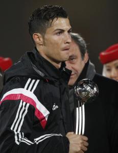 Ronaldo gikk rett forbi Platini