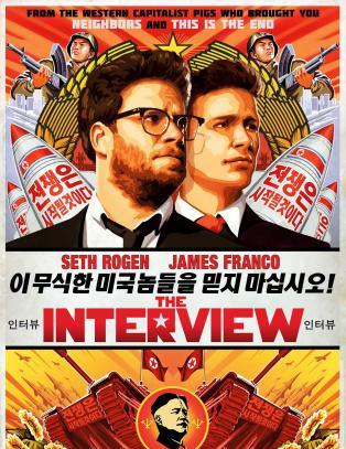 Setter opp �The Interview� p� utvalgte kinoer i jula