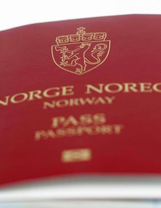 Ekstra ventetid for nye pass i januar