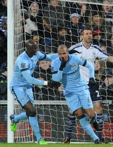 Fernando �pnet scoringsballet da City vant sin syvende p� rad
