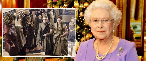 Hylles for å ha nevnt «Game of Thrones» i juletalen