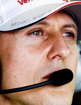 L�ypesjefen sier Schumacher selv m� ta skylda for den fryktelig ulykken