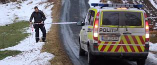 To menn funnet d�de p� en g�rd i Levanger