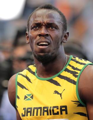 Dette er Usain Bolts nytt�rsforsetter