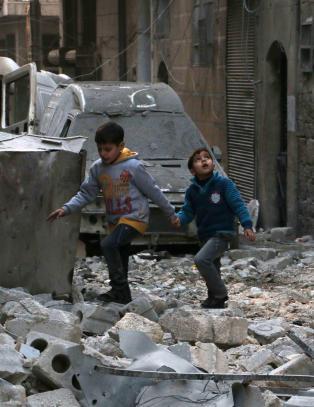 - Over 76000 mennesker drept i Syria i 2014