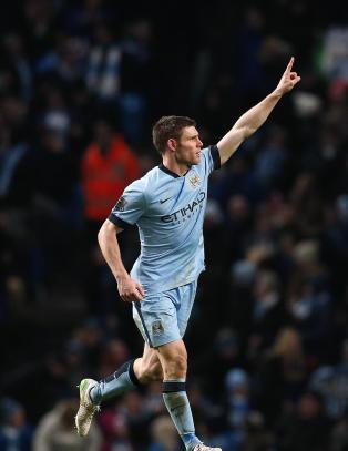 Milner reddet City etter Pellegrinis stjernebytte