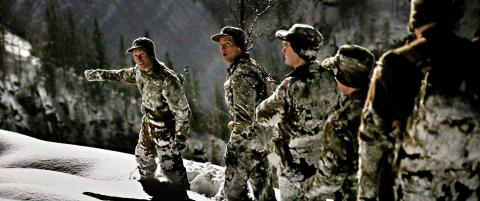 NRKs suksesserie f�rte til rekordbes�k for museet ved Rjukan
