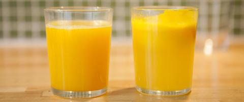 Dette b�r du tenke p� f�r du kj�per juicer