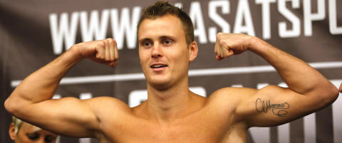 Lihaug klatrer p� WBOs rankingliste