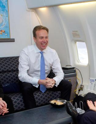 Brende reiser mer enn noen andre: Betalte 717 000 for en tre dagers tur i privatfly