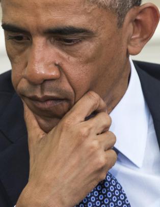 Obama vil sette ned foten, sier nei til omstridt oljer�rledning