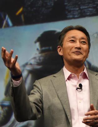 Sony: Vi har ikke tapt penger p� hackerangrepet
