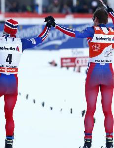 Johnsrud Sundby og Northug vil samarbeide med Halfvarsson