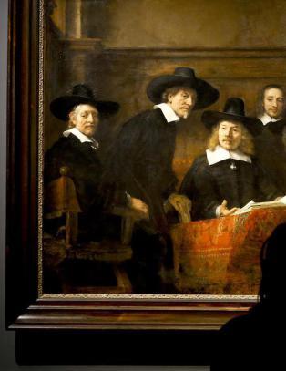 Rembrandt: Den gamle mesteren