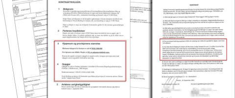 Her er de mystiske Nigeria-kontraktene