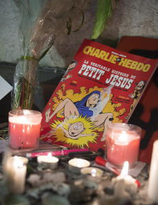 Charlie Hebdo kommer ut neste onsdag