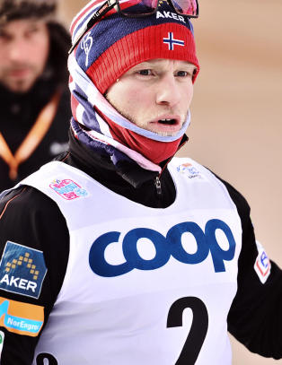 Tour de Ski-tabbe: Kalte Martin for �Marit�