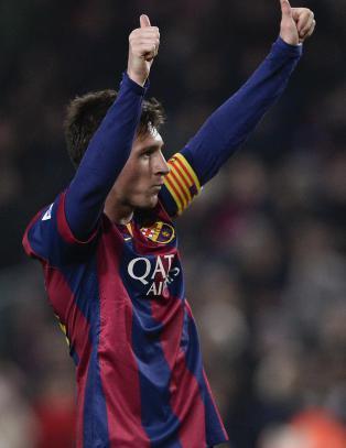 Messi-prislapp: 5,8 milliarder