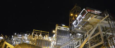 Statoil flyr plattform-ansatte til land i frykt for