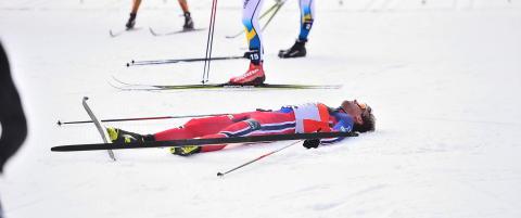 Tysk seier i Tour de Ski. Northug m�tte slippe mot slutten