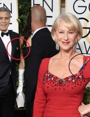 Her hedrer de terror-ofrene på Golden Globe