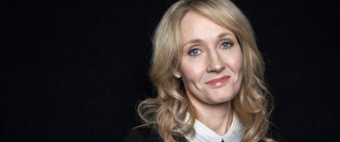 J.K. Rowling f�r krim til � bli feelgood