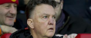 Manchester United leder l�nnsfesten i England