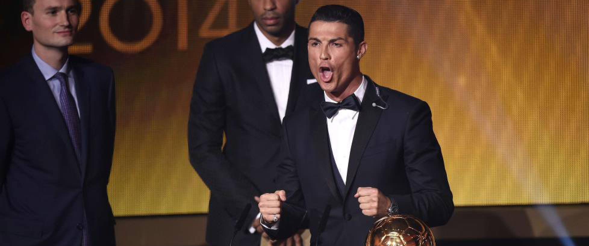 vinnerene av gullballen