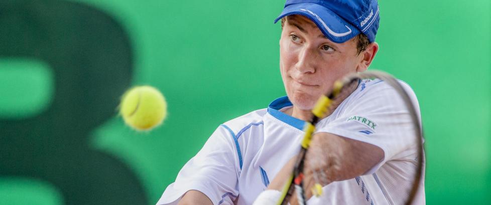 Tennistalentet Casper Ruud (16) ute av Wimbledon