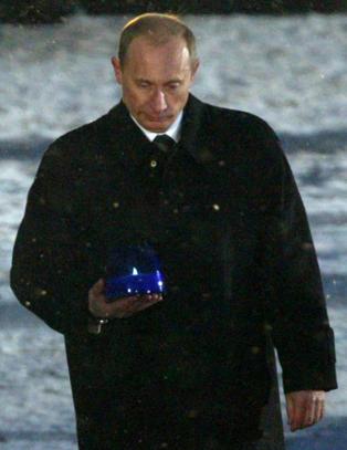 70-�rsmarkering i Auschwitz: Putin ikke invitert
