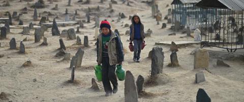 Rekordmange sivile drept i Afghanistan i fjor. Antall ofre som var barn, �kte med 33 prosent