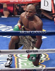 Verdens to st�rste boksere vil m�tes til prestisjekamp