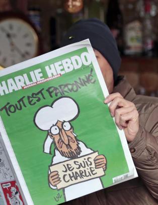 Slik f�r du kj�pt Charlie Hebdos siste utgave i Norge