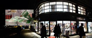 Norges eneste Charlie Hebdo-utsalgssted har mottatt telefontrusler