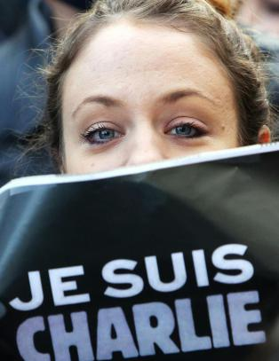 JeSuisCharlie er egentlig et kl�nete slagord