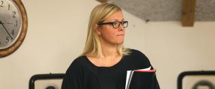 Kjersti Stenseng �nsket som ny partisekret�r i Ap